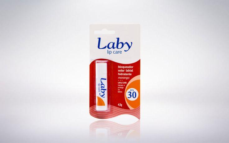 Protetor-Solar-Labial-Laby-FPS-30-Morango1